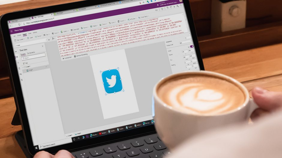 Using SVG in Powerapps