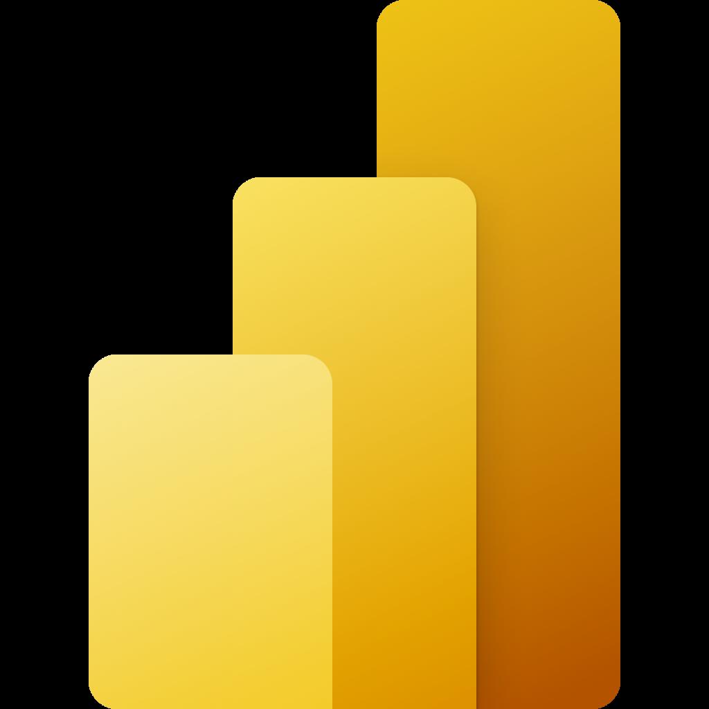 Power Platform New Icons 2020 PowerBi Icon 2020
